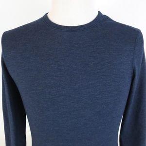 Lululemon Small 5 Year Basic L/S Tee Shirt Blue A